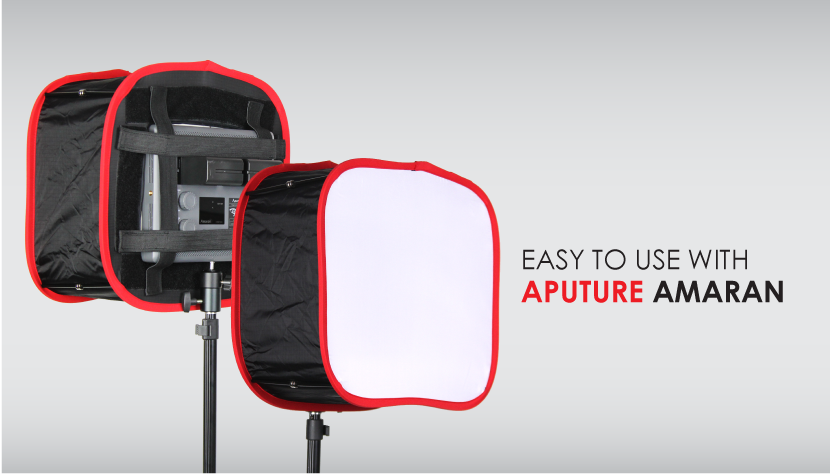 D Fuse Listing Aputure Amaran_03 d fuse instant pop up led light softbox kamerar SoftFuse Premium at edmiracle.co