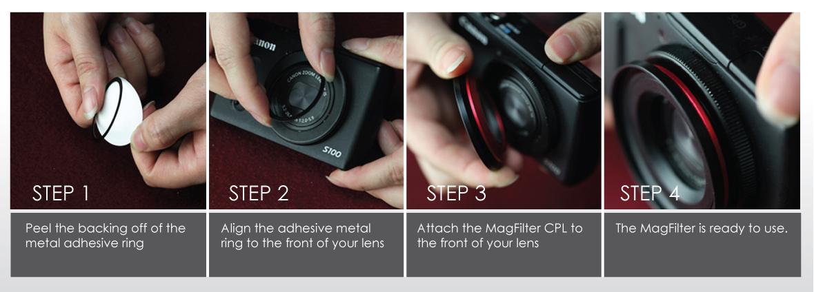 Kamerar Magfilter