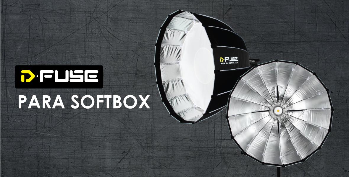 D-fuse Para Softbox