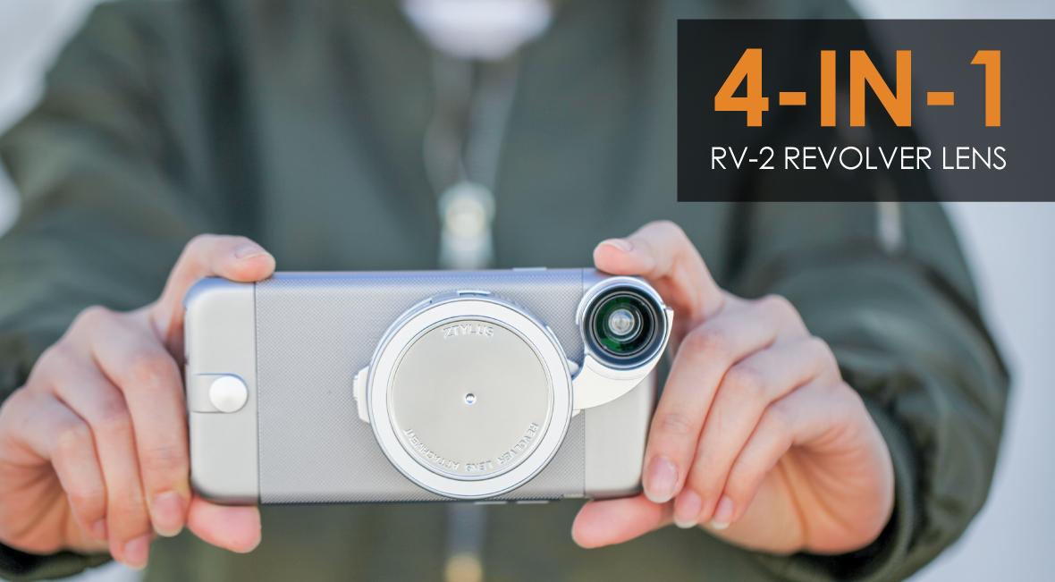Revolver Lens Kit for iphone 6/6s