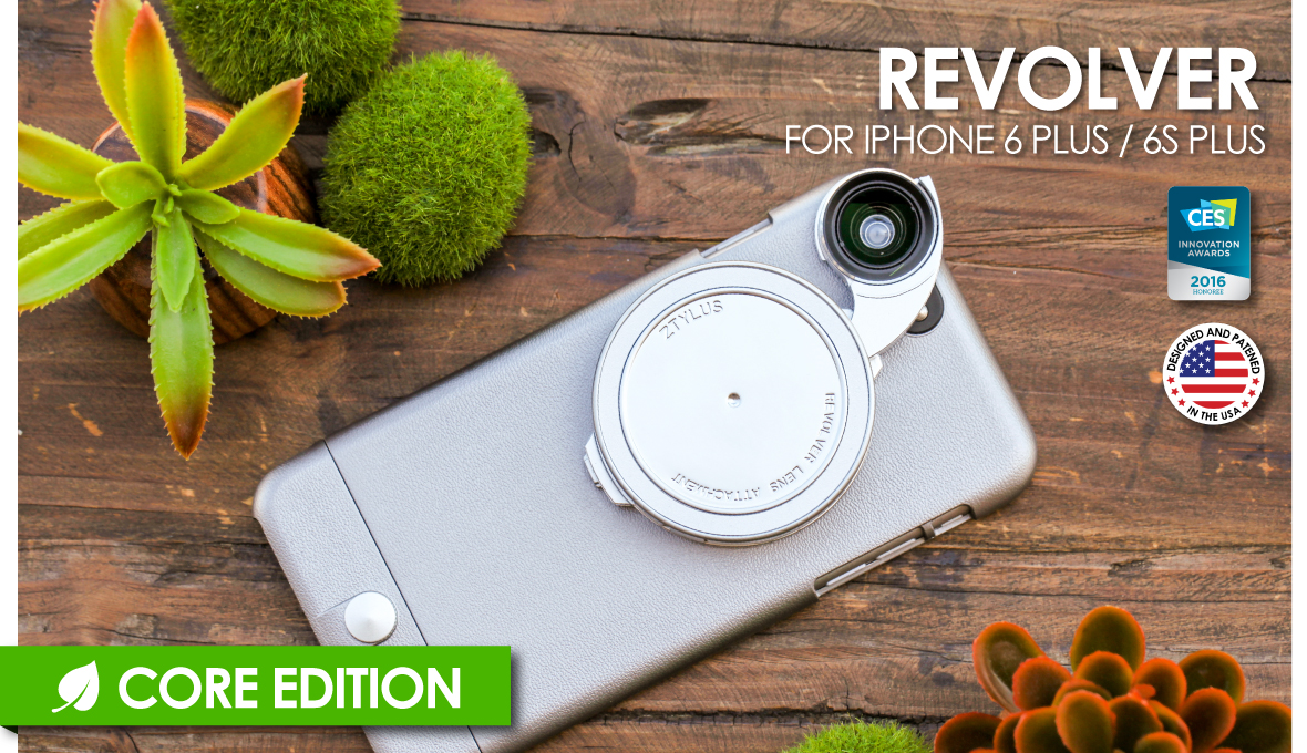 Revolver Lens Kit for iphone 6 plus/ 6s plus