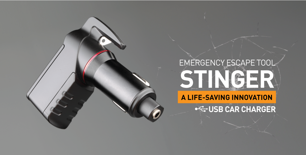 pography and cinema · stinger usb emergency tool - a life-saving ...