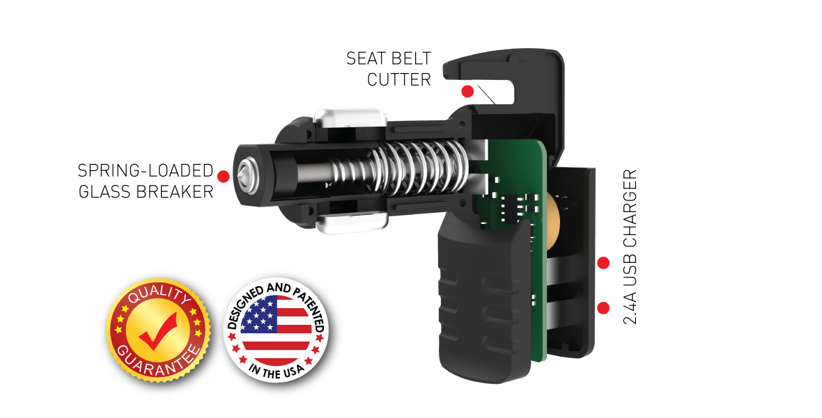 KOTECH STINGER EMERGENCY ESCAPE TOOL: A LIFE-SAVING INNOVATION