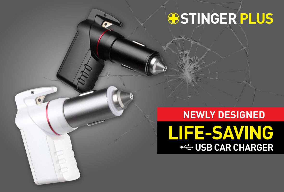 Ztylus STINGER Plus EMERGENCY ESCAPE TOOL: A LIFE-SAVING INNOVATION