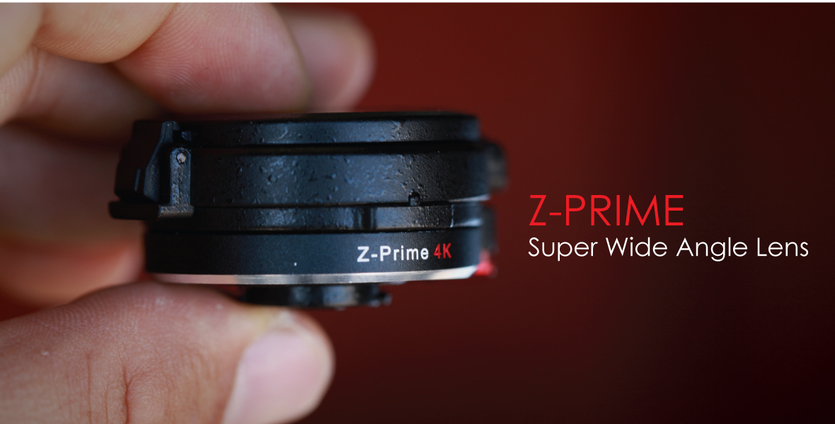 z-prime lens for iPhone 6 s Plus