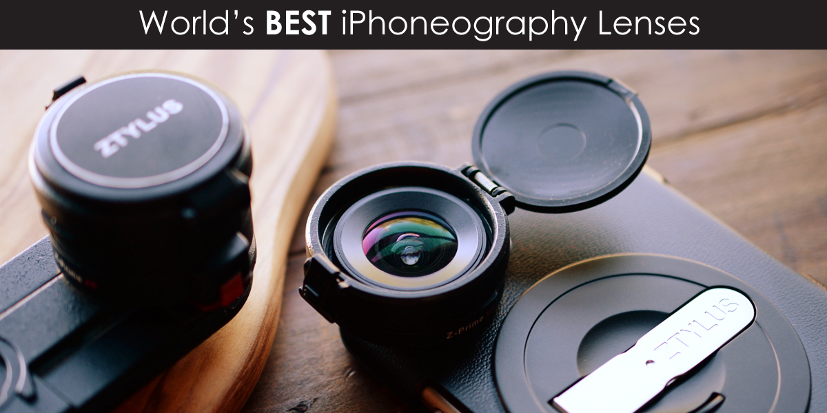 World's Best Iphoneography Lenses, a camera for mobile phone