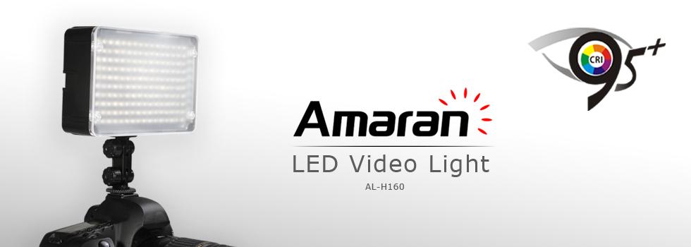 aputure amaran LED Light 160
