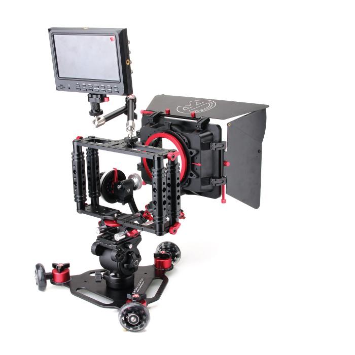 Kamerar TK-3 Tank Video Cage
